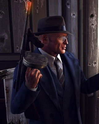 Mafia 2 Jimmys Vendetta sfondi gratuiti per iPhone 6 Plus