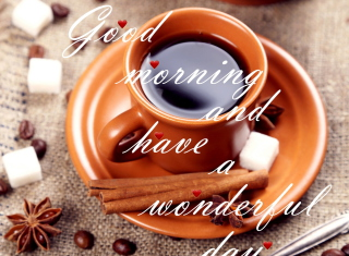 Have A Wonderful Day Wallpaper for HTC Desire HD