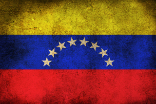 Venezuela Flag Background for Samsung Galaxy Tab 2 10.1