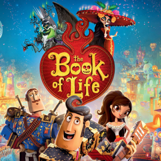 Free The Book of Life Picture for iPad Air