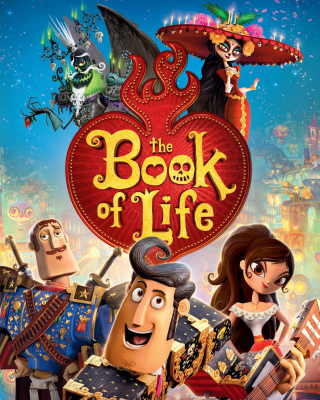Kostenloses The Book of Life Wallpaper für iPhone 6 Plus