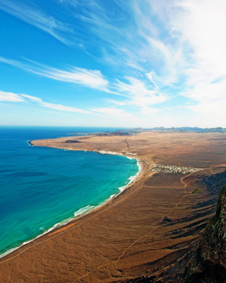 Free Lanzarote, Canary Islands Picture for iPhone 6 Plus