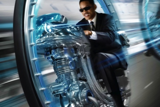 Men in Black 3 - Will Smith sfondi gratuiti per Fullscreen Desktop 1600x1200