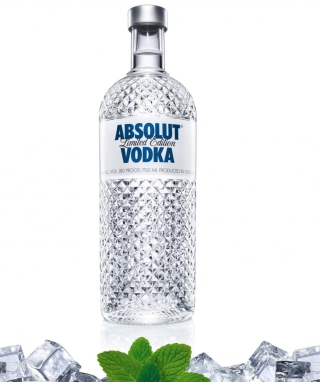 Free Absolut Vodka Picture for Nokia C1-00