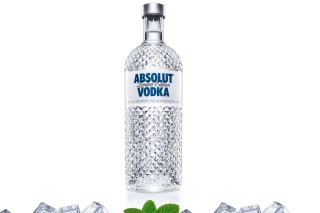 Absolut Vodka Background for Widescreen Desktop PC 1280x800