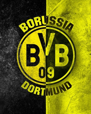 Borussia Dortmund Logo BVB Picture for 240x320