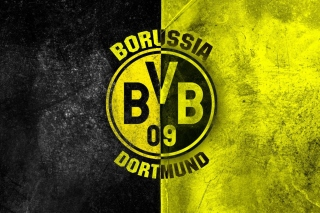 Borussia Dortmund Logo BVB Background for Android, iPhone and iPad