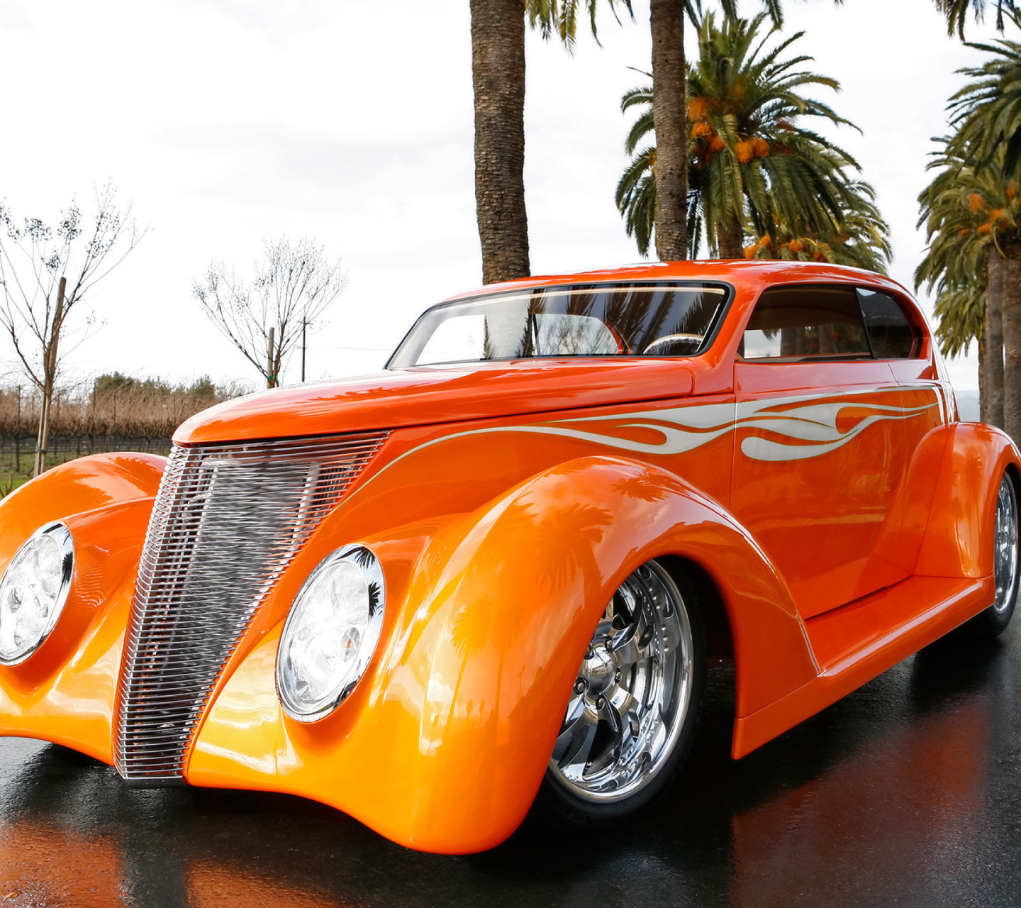Screenshot №1 pro téma 1937 Ford Sedan Dreamsicle Oze 37 1440x1280