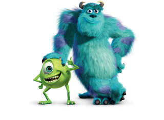 Monsters Inc sfondi gratuiti per Samsung Galaxy S4
