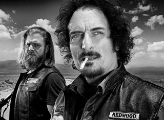 Opie and Tig in Sons of Anarchy sfondi gratuiti per cellulari Android, iPhone, iPad e desktop