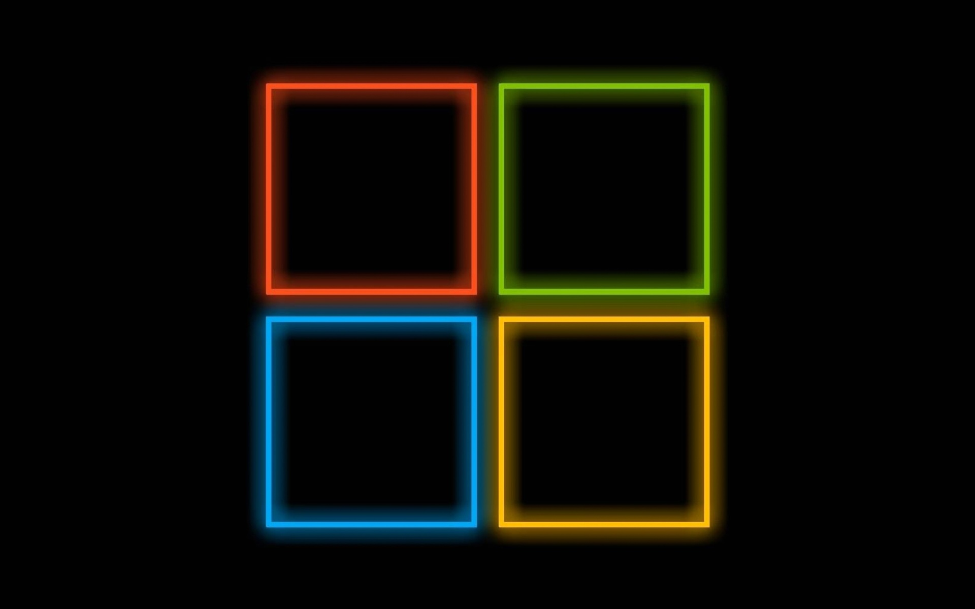 Os Windows 10 Neon Fondos De Pantalla Gratis Para Widescreen Escritorio Pc 1920x1080 Full Hd