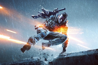 Battlefield 4 2013 Picture for Android, iPhone and iPad