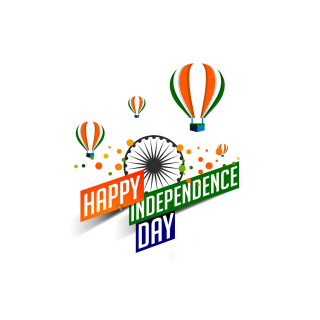 Happy Independence Day of India 2016, 2017 - Obrázkek zdarma pro iPad