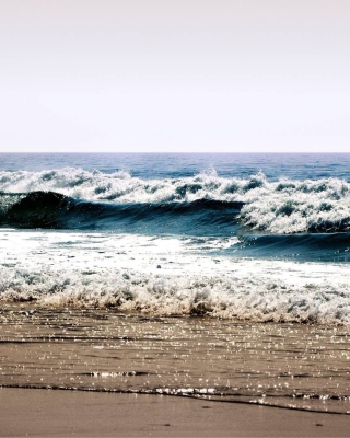 Ocean Wallpaper for Nokia Asha 309