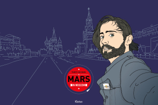 Kostenloses 30 Seconds To Mars In Moscow Wallpaper für Android, iPhone und iPad