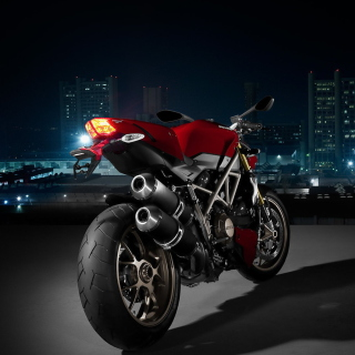 Ducati Streetfighter Background for 2048x2048