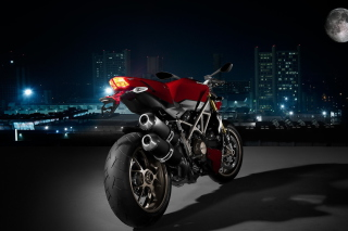Ducati Streetfighter Picture for Android, iPhone and iPad