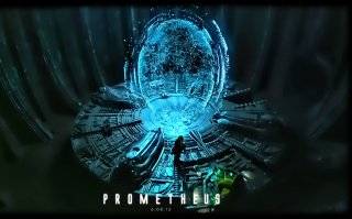 Prometheus Wallpaper for Android 480x800