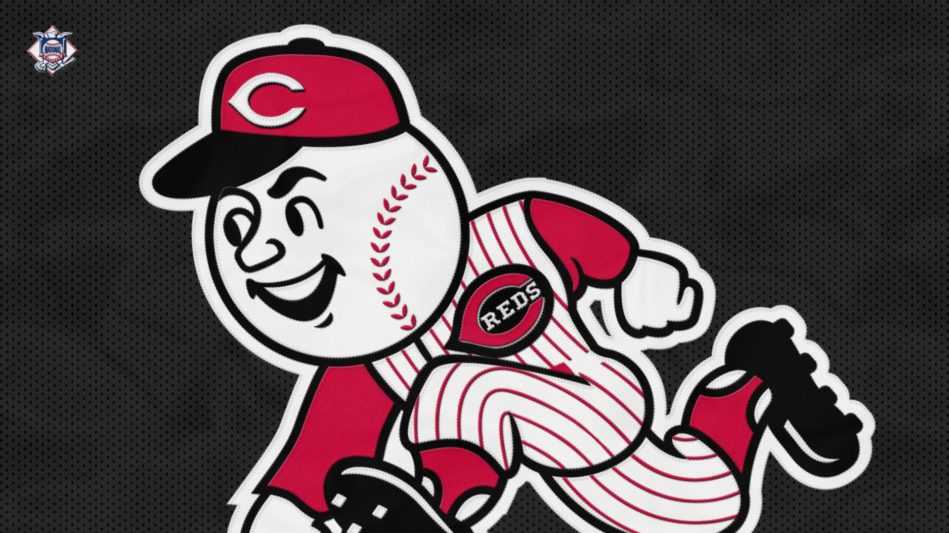 Screenshot №1 pro téma Cincinnati Reds Baseball team 1920x1080
