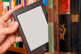 E-Reader,  E-Book Picture for Android, iPhone and iPad