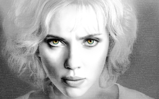 Scarlett Johansson In Lucy Wallpaper for Android, iPhone and iPad