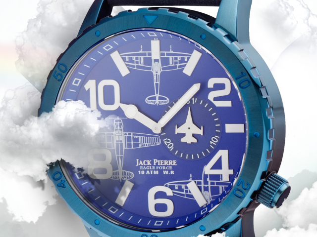 Jack Pierre Watch screenshot #1 640x480