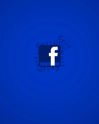 Facebook Social Network Logo Background for Nokia C1-01