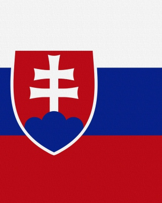 Slovakia Flag sfondi gratuiti per iPhone 6 Plus