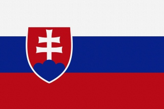 Slovakia Flag Wallpaper for Android, iPhone and iPad