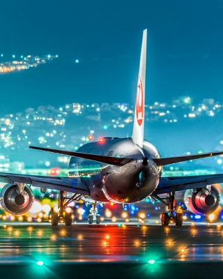 Japan Airlines Wallpaper for Nokia C1-01