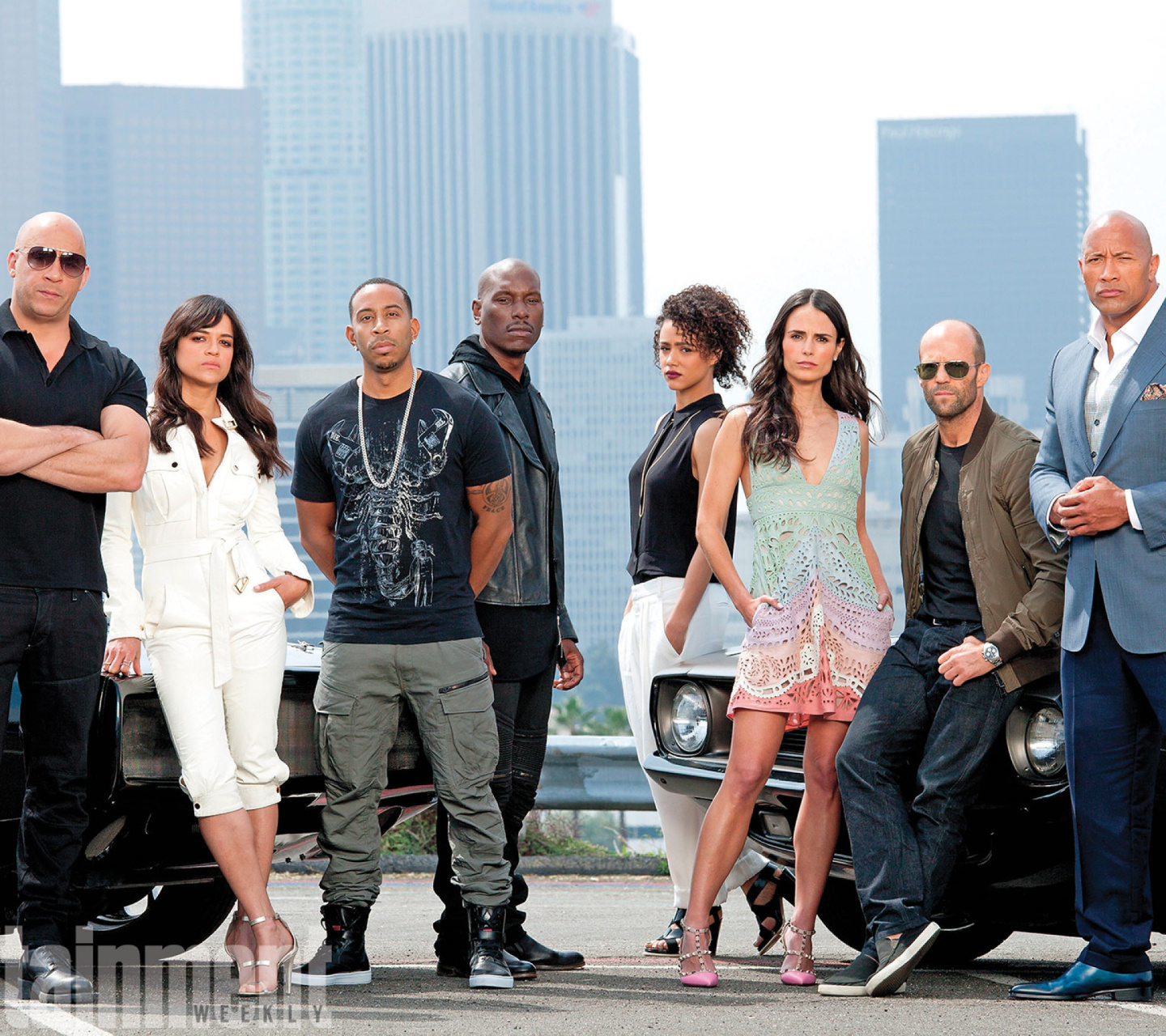 Screenshot №1 pro téma Fast And Furious 7 1440x1280