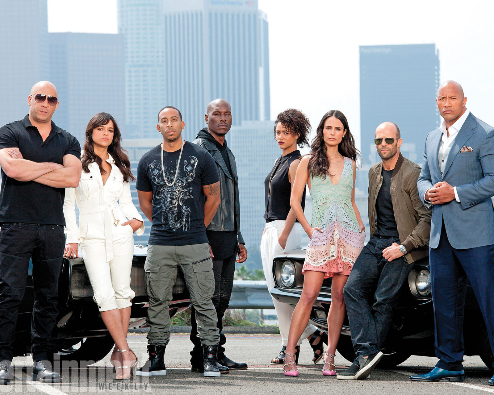 Screenshot №1 pro téma Fast And Furious 7 1600x1280