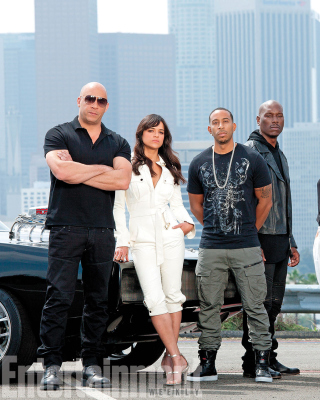 Free Fast And Furious 7 Picture for Nokia C2-02