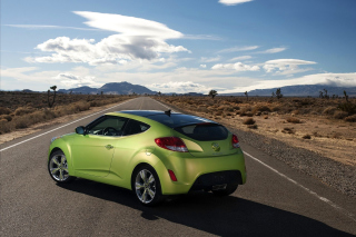 Free Hyundai Veloster 3 Door Picture for Android, iPhone and iPad