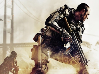Call of Duty (video game) para LG 900g