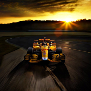 Honda Formula 1 Race Car sfondi gratuiti per iPad mini