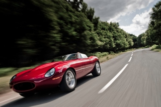 Eagle Jaguar E Type Speedster sfondi gratuiti per cellulari Android, iPhone, iPad e desktop