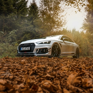 Audi RS5 Coupe sfondi gratuiti per iPad mini
