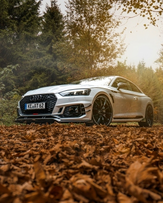 Free Audi RS5 Coupe Picture for Nokia 5233