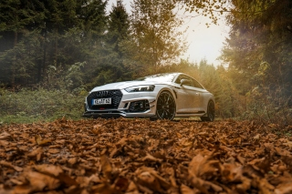 Free Audi RS5 Coupe Picture for Android, iPhone and iPad