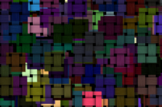 Colorful Pattern Picture for Google Nexus 7