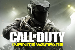 Call of Duty Infinite Warfare - Obrázkek zdarma pro LG P500 Optimus One