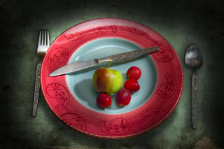 Still life - Vegetarian Breakfast Wallpaper for Android, iPhone and iPad