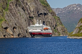 Norway Cruise Wallpaper for Android, iPhone and iPad