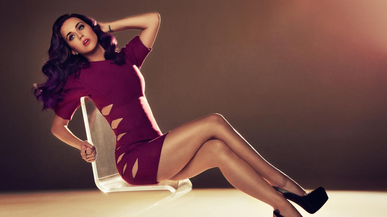 Stylish Katy Perry