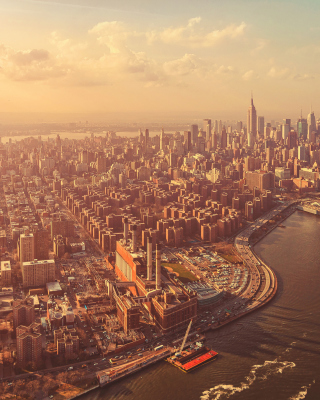 Manhattan, New York City - Fondos de pantalla gratis para HTC Pure