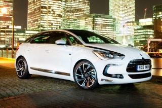 Citroen DS5 Diesel Hybrid 4 Wallpaper for Android, iPhone and iPad