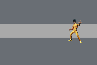 Bruce Lee Kung Fu Picture for Android, iPhone and iPad