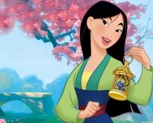 Princess Mulan para 220x176