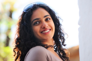 Free Actress Nithya Menon Picture for Android, iPhone and iPad